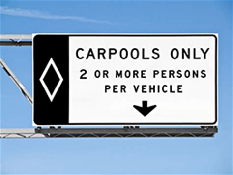 Dmv Carpool Sticker