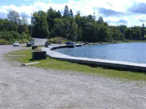 boat launch ontario boat launches elliot lake
