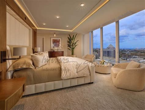 Cool And Calm High End Bedroom Design Ideas By Steven G High End Bedroom Designs