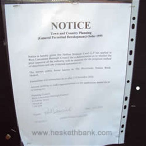 Bank Letter Of Manchester News Archive 2010