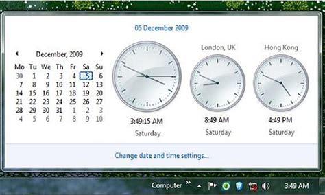 wallpaper clock windows 7 windows 7 computers utilities clock app how to