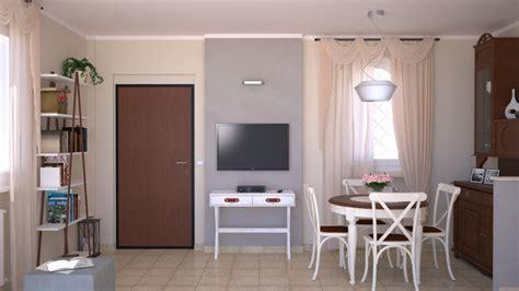Cucina E Soggiorno In 25 Mq by Arredare Cucina Soggiorno 25 Mq