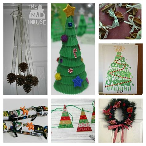 over 35 christmas decorations crafts and gifts kids can