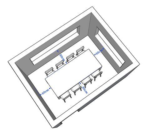platzbedarf esstisch forafrica - Platzbedarf Esstisch