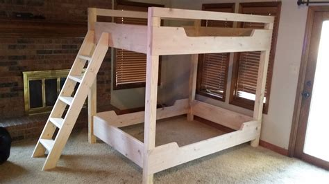 queen over queen bunk bed custom bunk beds winter park bunk bed full over queen bunk bed
