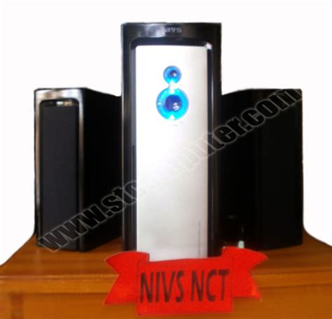 Home Theater Nivs Nct H320 speaker nct nivs h320u mini home theater mp3 fm radio