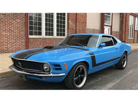 70 mustang mach 1 1970 ford mustang mach 1 for sale on classiccars