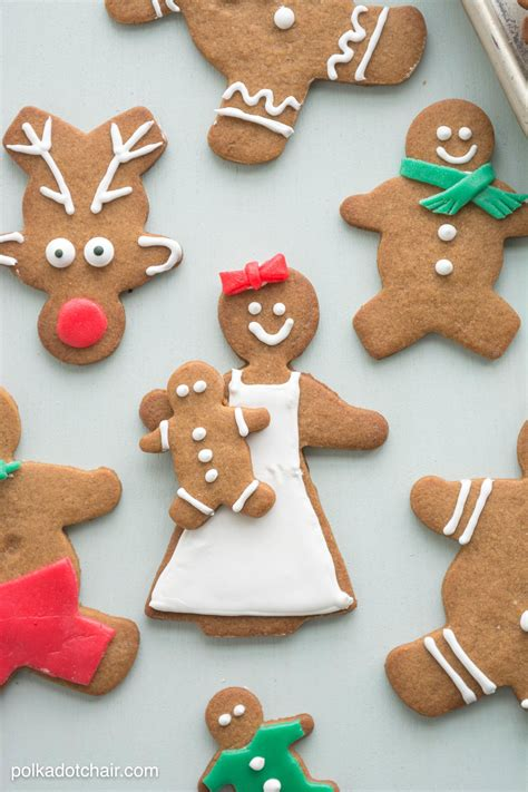christmas cookies best decoration gingerbread decorations recipe