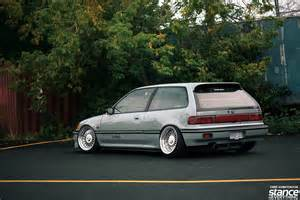 gallery for gt stanced civic ef