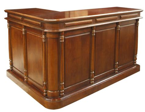 fabulous mahogany colonial drinks bar custom made to any