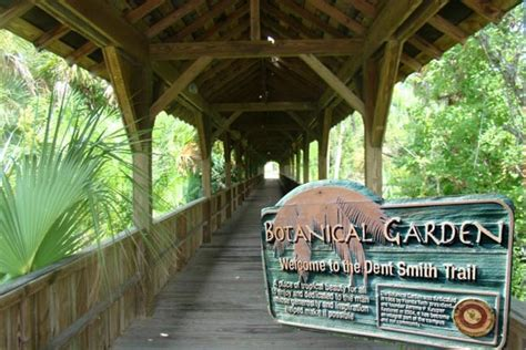 The Botanical Garden At Fit Cocoabeach Com Cocoa Beach Fit Botanical Gardens