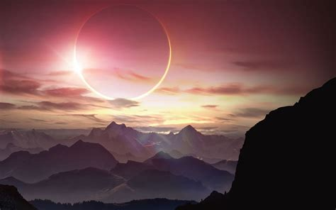 solar eclipse hd nature 4k wallpapers images