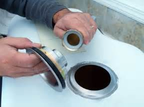 Replace Kitchen Sink Drain How To Install A Kitchen Sink Bob Vila
