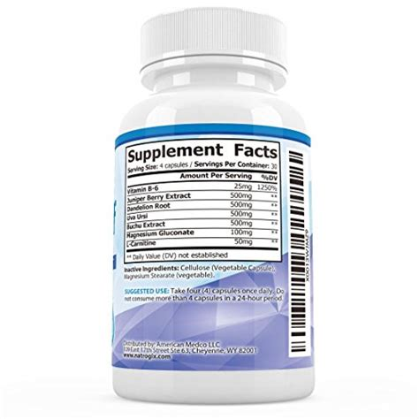 Shed Excess Water buy natrogix 100 herbal water away lose weight formula