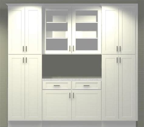 How To Make A Pantry Cabinet by How To Build Pantry Cabinets For The Kitchen Kitchen Pantry
