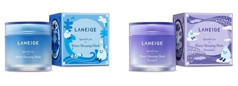 Laneige Water Sleeping Mask Special Set Lavender help alleviate clean water deprivation with laneige s waterful caign lipstiq