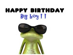 happy birthday greeting for any boy