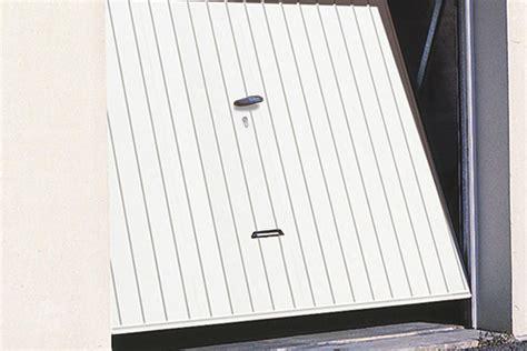 porte de garage basculante novoferm