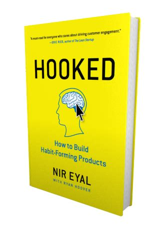 Book Review Hooked How To Build Habit Forming Products