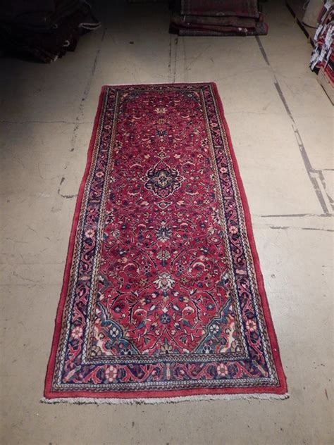 clearance runner rugs original 4 x 11 rug clearance sale knotted runner kashan iran ebay