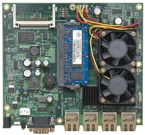 Router Mikrotik Rb750g routerboard products