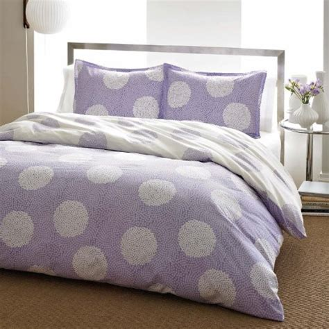 purple polka dot comforter girls polka dot bedding