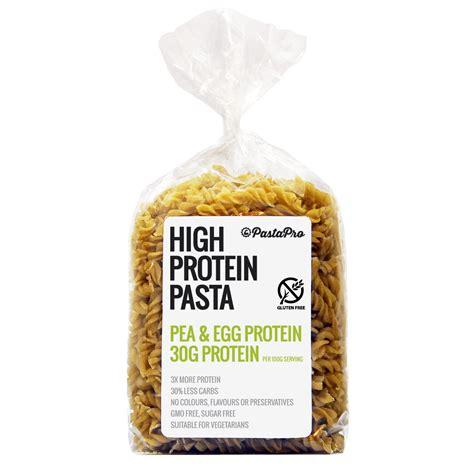 protein pasta high protein pasta pea egg protein gluten free