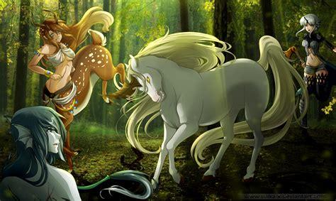 imagenes de unicornios anime e g 5 la caza del falso unicornio by suika x on deviantart