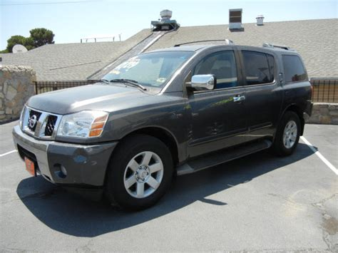 automotive air conditioning repair 2004 nissan pathfinder armada instrument cluster nissan armada gray 2004 texas mitula cars