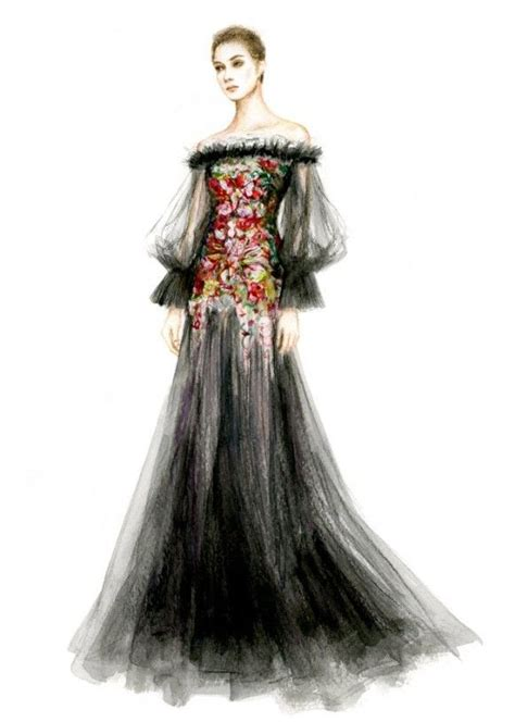 fashion illustration with colored pencils mcqueen watercolor color pencils fashion design