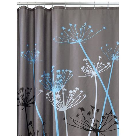 Blue Bathroom Shower Curtains Top 10 Shower Curtains Ebay