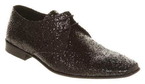 mens ask the missus arrivista lace black glitter shoes ebay
