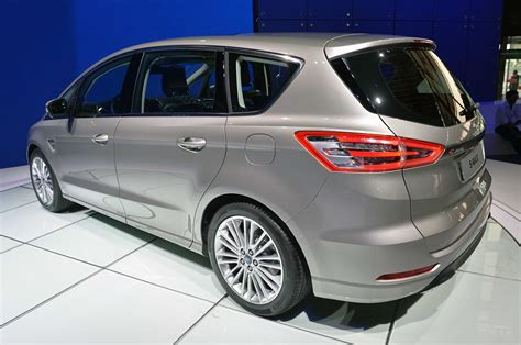 minivan ford ford galaxy 2016 minivan redesign youtube