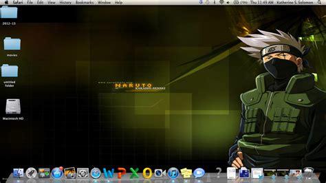 kakashi wallpaper for mac kakashi mac desktop background by pnigirl691 on deviantart
