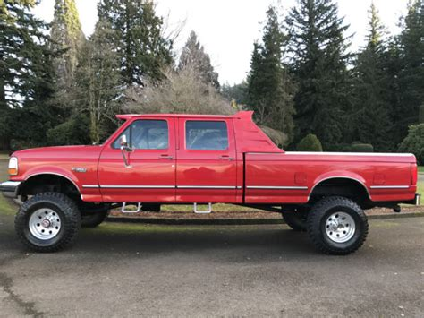 how petrol cars work 1994 ford f350 seat position control 1993 1994 1995 1996 1997 ford f350 f250 xlt crew cab long bed 4wd 7 5liter for sale in happy