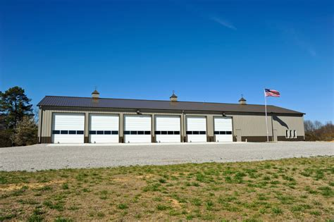 commercial garage plans commercial steel buildings buildingsdirect com