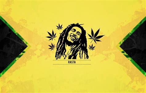wallpaper hp rasta wallpaper yellow jamaica cannabis rasta bob marley