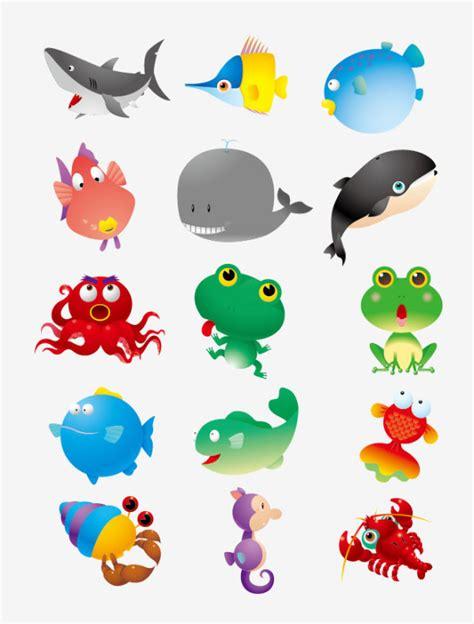 imagenes animales marinos infantiles dibujos infantiles animales acuaticos imagui
