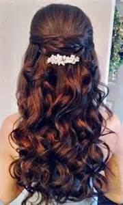 hairstyles for quinceaneras damas hairstyles ideas