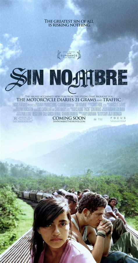 film gengster mexico sin nombre 2009 imdb