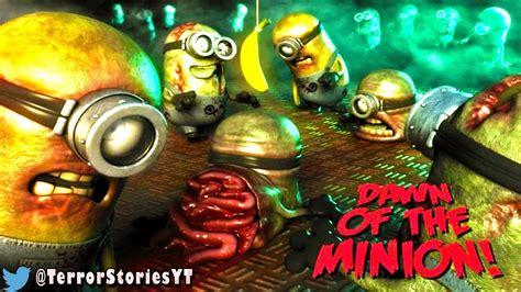 Imagenes Minions De Terror | la verdadera historia de los minions youtube