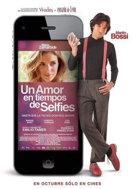 ver descargar pelicula  amor en tiempos de selfies