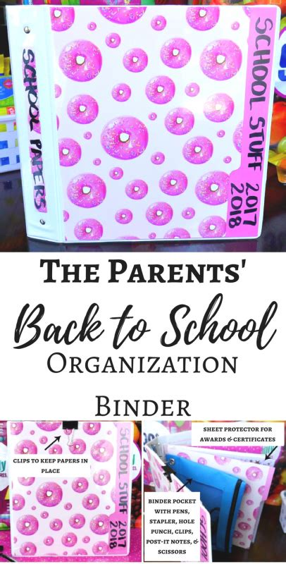 Taking The Kiddos To School by 17 Back To School Organization Tips