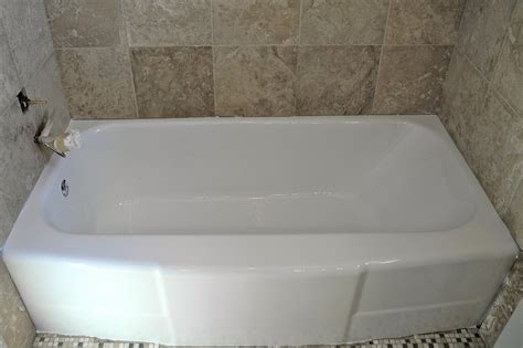 bathroom tub refinishing before after colorado tub repair