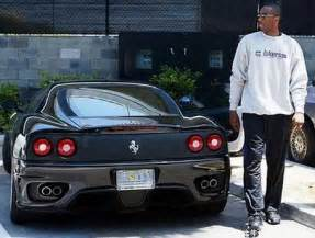 Allen Iverson Lamborghini Leisure Time Luxury Cars Loved By Nba Satrs