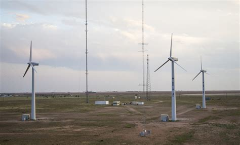 Solar Panels Lubbock - nire sets up test center for wind solar and storage
