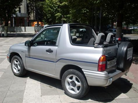 Suzuki Automatic For Sale 2001 Suzuki Vitara For Sale 2 0 Gasoline Fr Or Rr