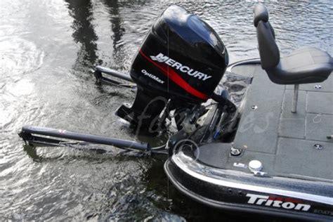 bass boat stern anchors bass boats bass boats power pole