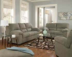 Decorating Ideas Grey Sofa What Color Sofa Goes With Green Walls Sofa