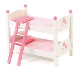 Cheap Stores For Home Decor Baby Alive Bunk Beds From Kidkraft Great For Twin Dolls Or